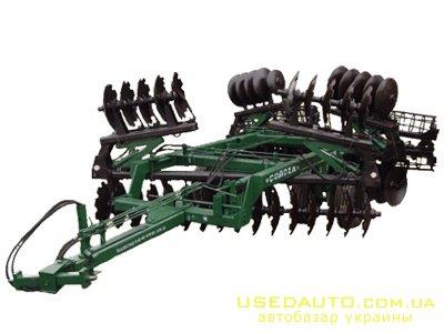 Продажа Дисковая борона БГР - 6.7 Солоха , Сельскохозяйственный трактор, фото #1