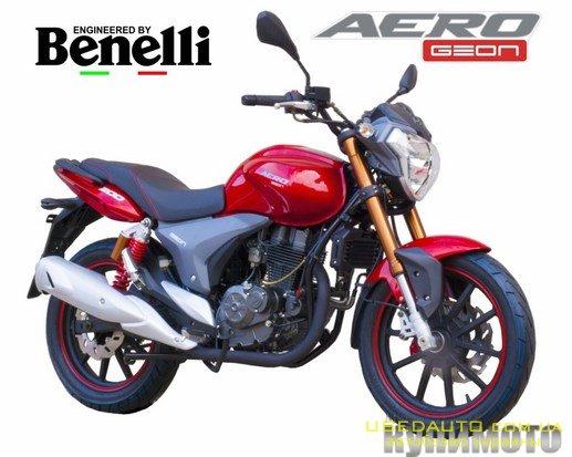 Продажа GEON Aero 200 , Дорожный мотоцикл, фото #1