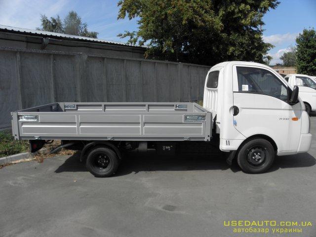 Продажа HYUNDAI H-100 PORTER (ХУНДАЙ), Бортовой грузовик, фото #1