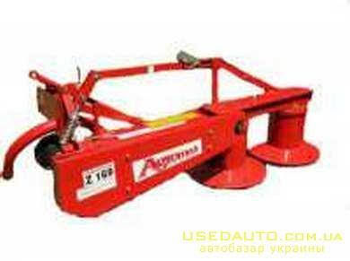 Продажа Косилка роторная Z-165  , Сельскохозяйственный трактор, фото #1