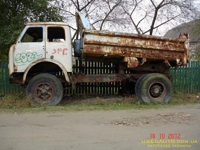 Продажа МАЗ 5549 , Самосвальный грузовик, фото #1