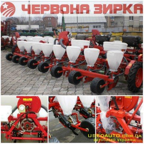 Продажа СЕЯЛКА ВЕСТА-6  , Сельскохозяйственный трактор, фото #1