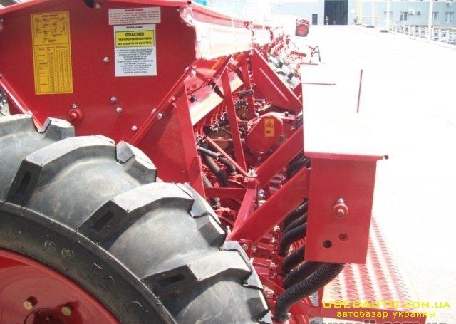 Продажа Сеялка зернотравяная СЗТ 5.4  , Сельскохозяйственный трактор, фото #1