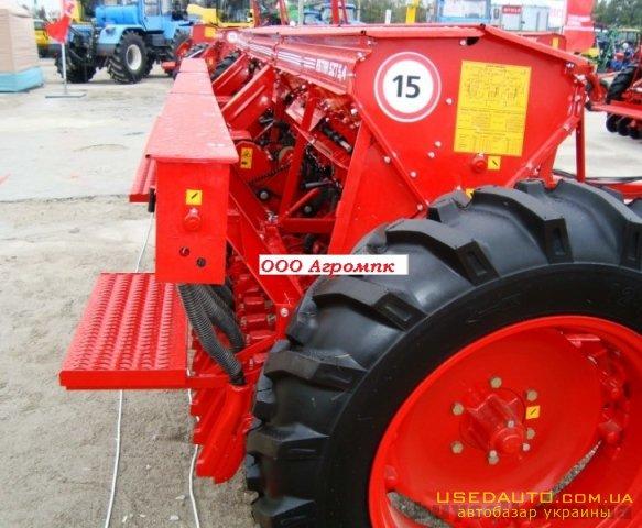 Продажа Сеялка зернотравяная СЗТ 5.4   , Сеялка сельскохозяйственная, фото #1
