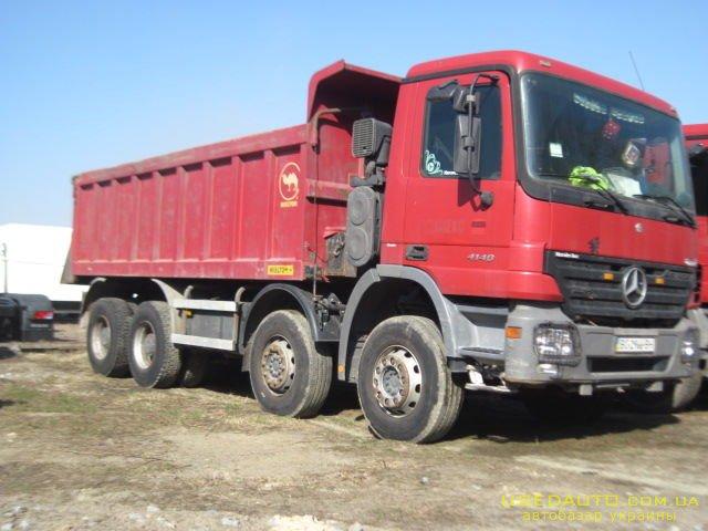 Продажа MERCEDES Actros 4141 , Самосвальный грузовик, фото #1