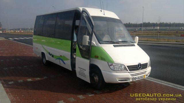 Продажа MERCEDES-BENZ Sprinter 412 , Междугородный автобус, фото #1