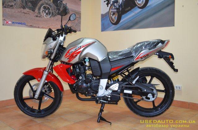 Продажа VIPER R2 , Дорожный мотоцикл, фото #1