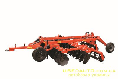 Продажа Дисковая борона АГН-4.2  , Сельскохозяйственный трактор, фото #1
