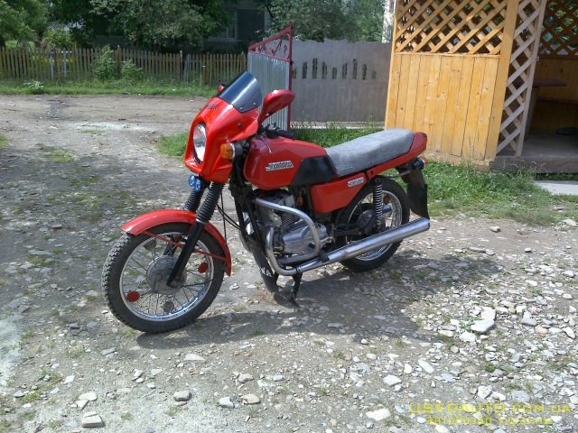 Продажа JAWA 350 , Спортбайк, фото #1