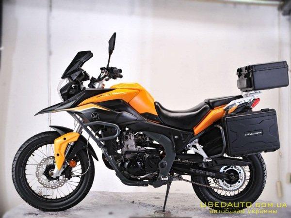 Продажа ZONGSHEN ZS250GY-3 (RX-3) , Эндуро, фото #1