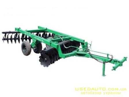 Продажа Дискова борона БГР-4.2 Солоха  , Сельскохозяйственный трактор, фото #1