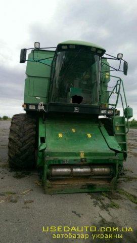 Продажа JOHN DEERE 2066 , Распылитель сельскохозяйственный, фото #1