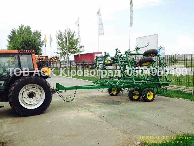 Продажа JOHN DEERE 960 , Сеялка сельскохозяйственная, фото #1