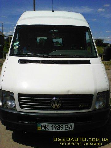 Продажа VOLKSWAGEN LT 35 (ФОЛЬКСВАГЕН), Грузовой микроавтобус, фото #1