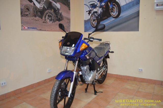 Продажа YAMAHA YBR125 , Дорожный мотоцикл, фото #1