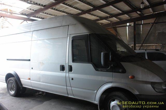 Продажа FORD Transit 90T430 (ФОРД), Грузовой микроавтобус, фото #1