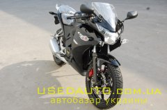 Продажа G-MAX  Racer 200 , Спортбайк, фото #1