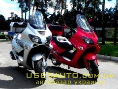Продажа G-MAX TORNADO 150 , Скутер, фото #1