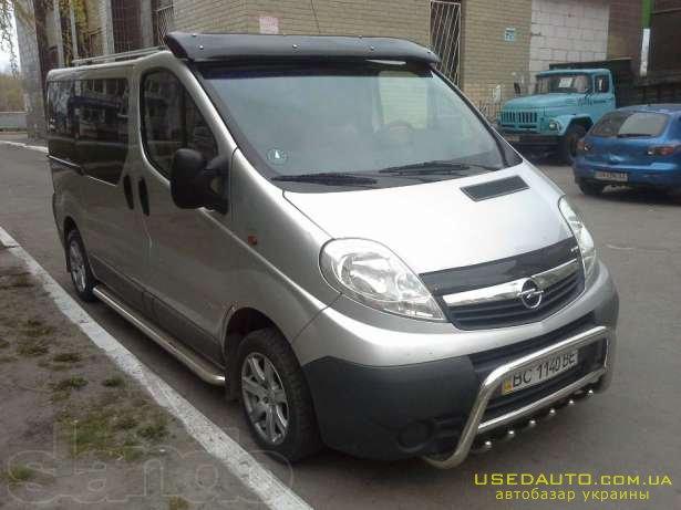 Продажа OPEL vivaro (ОПЕЛЬ Виваро), Пассажирский микроавтобус, фото #1