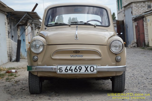 Продажа ЗАЗ 965 , Хэтчбек, фото #1