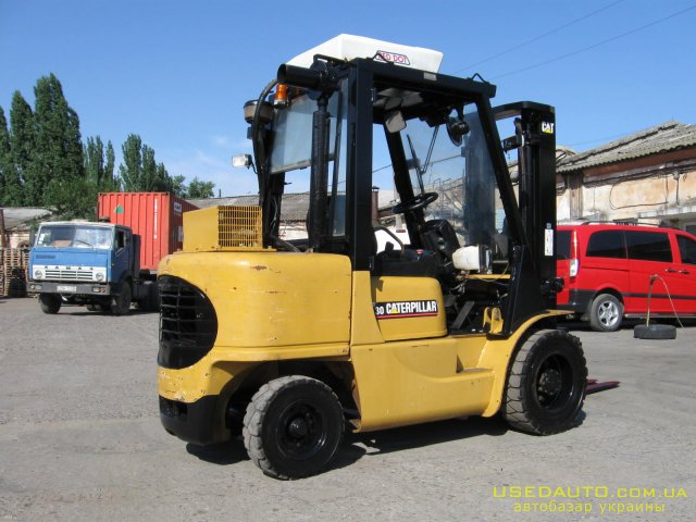 Продажа CATERPILLAR DP30K , Погрузчик, фото #1