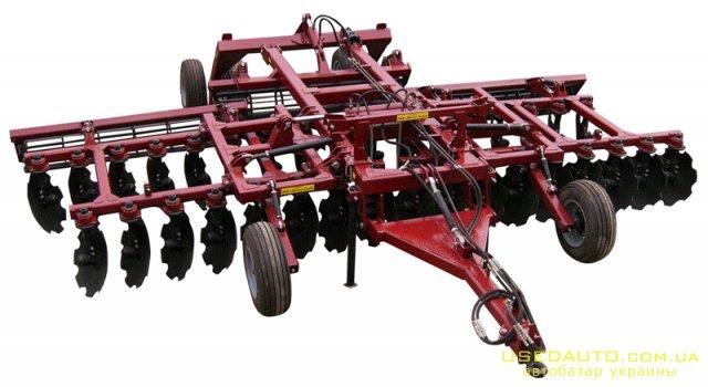 Продажа Дисковый агрегат АГН-6.3  , Сельскохозяйственный трактор, фото #1