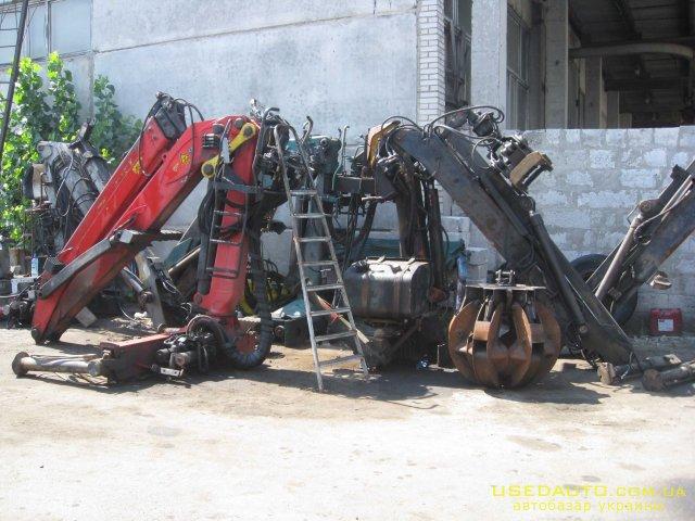 Продажа HIAB JONSERED  90Z , Лесхозтехника, фото #1