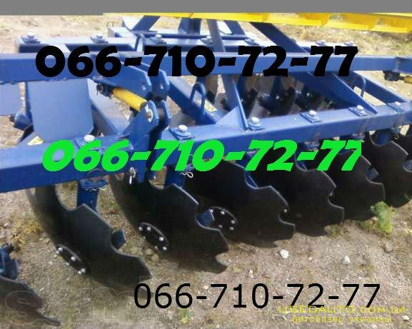 Продажа АГД 1,3; 1,8; 2,1; 2,5; 2,8; 3,5 борона , Сеялка сельскохозяйственная, фото #1