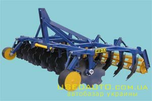 Продажа АГРОРЕММАШ БОРОНА АГД-3,5   , Сельскохозяйственный трактор, фото #1