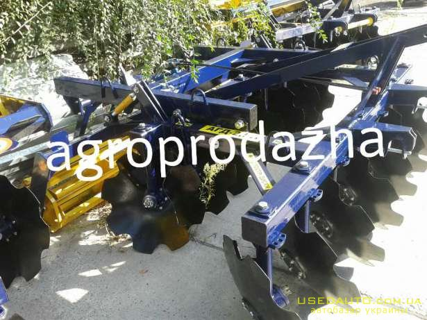 Продажа Агрореммаш)БОРОНА АГД-1.8, АГД-2  , Сельскохозяйственный трактор, фото #1
