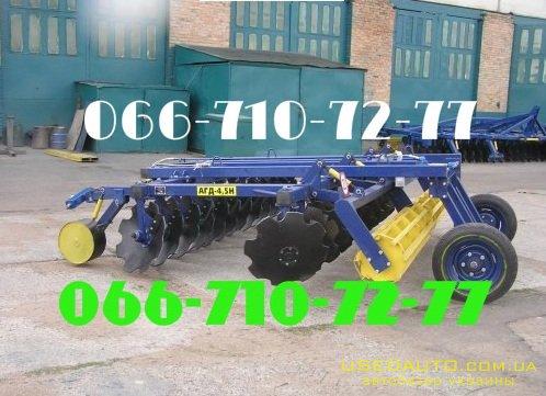 Продажа дисковая борона АГД-2.1- 2.5  , Сеялка сельскохозяйственная, фото #1