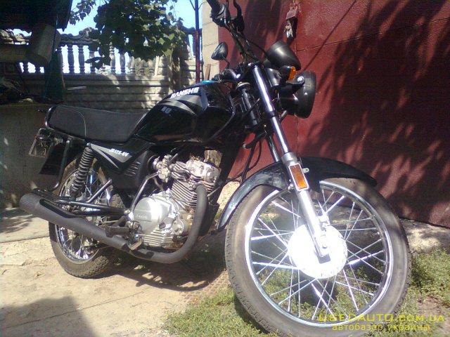 Продажа JIANSHE  JS125-6V , Дорожный мотоцикл, фото #1