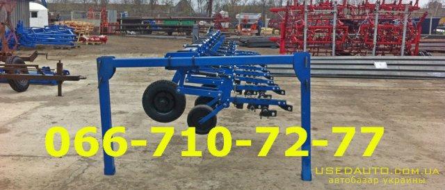 Продажа     Культиватор КРН-4.2., КРН-5. прополочный , Сельскохозяйственный трактор, фото #1