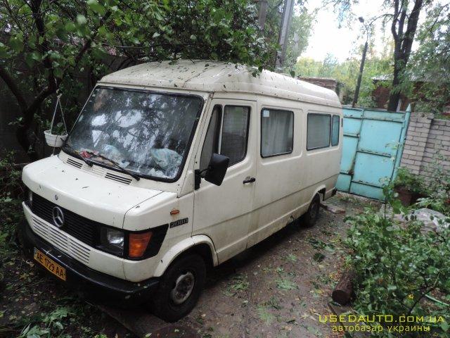 Продажа MERCEDES-BENZ 208D , Пассажирский микроавтобус, фото #1