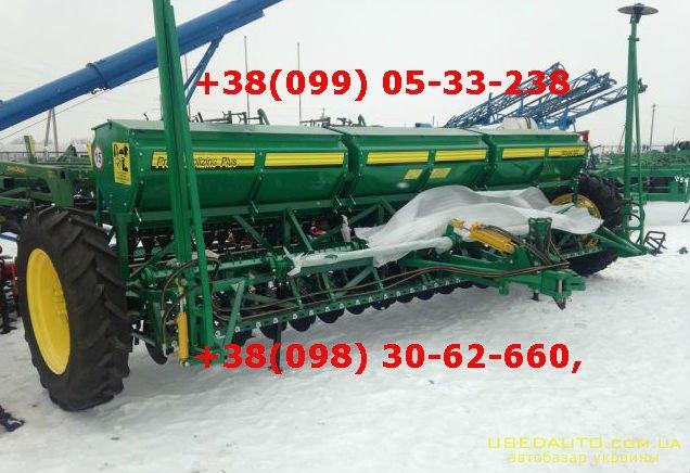 Продажа   Сеялка Харвест 540 с прикаткой  , Сельскохозяйственный трактор, фото #1