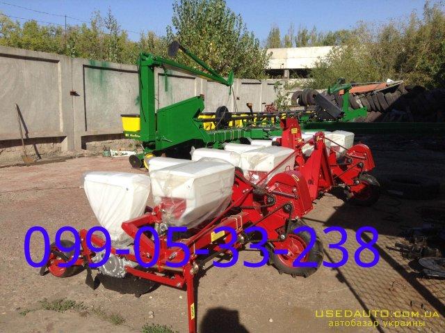 Продажа   Сеялка СУПН 6М  , Сеялка сельскохозяйственная, фото #1