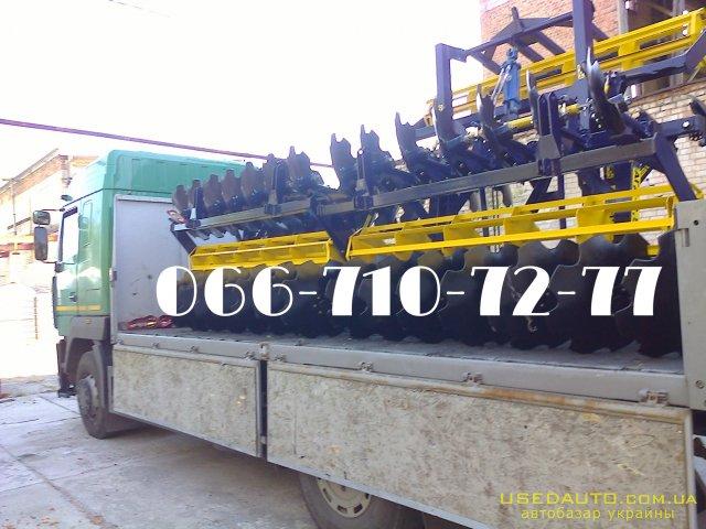 Продажа  дисковая  борона   АГД-2.1    , Сеялка сельскохозяйственная, фото #1