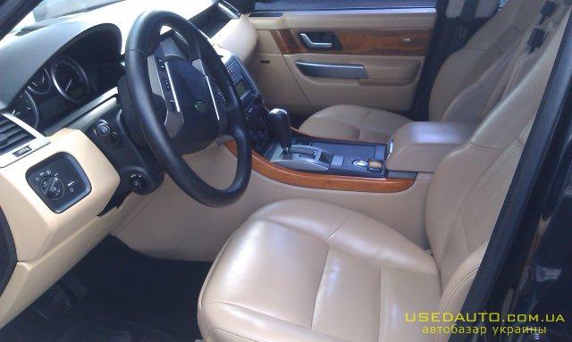 Продажа LAND ROVER Range Rover Sport , Внедорожник, фото #1