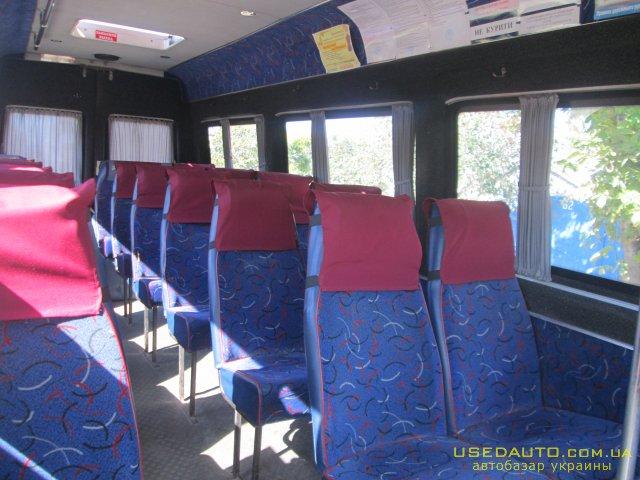 Продажа MERCEDES-BENZ спринтер , Пассажирский микроавтобус, фото #1