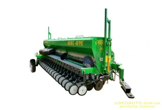 Продажа Сеялка зерновая СЗМ Ника 6  , Сеялка сельскохозяйственная, фото #1
