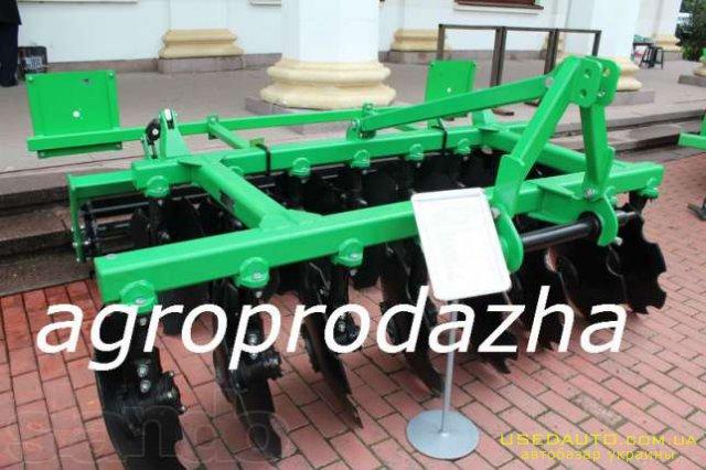 Продажа дисковые облегченные ПДЛ-2,8., П  , Сельскохозяйственный трактор, фото #1