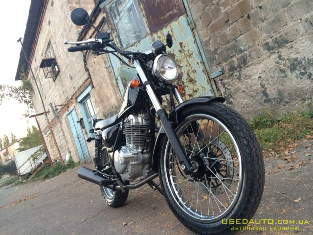 Продажа SUZUKI Grasstracker , Дорожный мотоцикл, фото #1