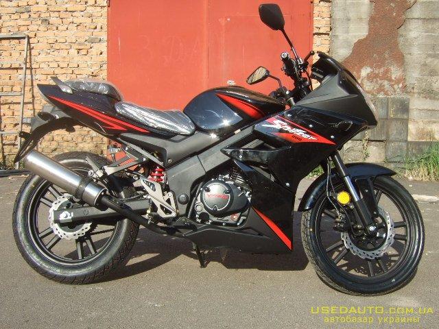 Продажа VIPER VM200-10 , Спортбайк, фото #1