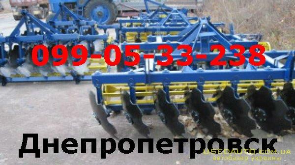 Продажа БОРОНЫ ДИСКОВА АГД2.1Н ПРИЦЕПНА  , Сельскохозяйственный трактор, фото #1
