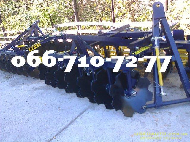 Продажа Бороны дисковые навесные АГД-2.1 АГД-1.8 , Сеялка сельскохозяйственная, фото #1