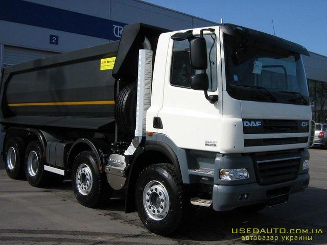 Продажа DAF CF  (8x4) (ДАФ), Самосвальный грузовик, фото #1