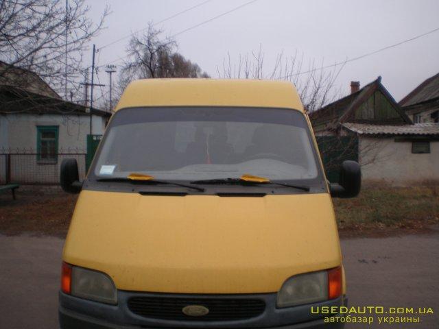 Продажа FORD transit (ФОРД Транзит), Грузовой микроавтобус, фото #1