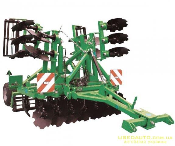 Продажа Дисковая борона АГМ-4.2  , Сельскохозяйственный трактор, фото #1