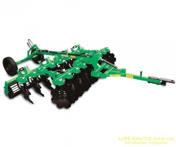 Продажа Дисковая борона АГН-3.3  , Сельскохозяйственный трактор, фото #1