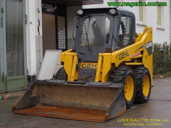 Продажа GEHL 4240 , Погрузчик, фото #1